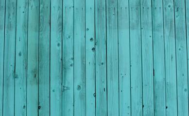 Старые деревянные стены и пол, светло зеленый текстурированный деревянный фон