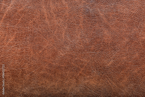 Fotografie, Obraz  background of red vintage leather grunge