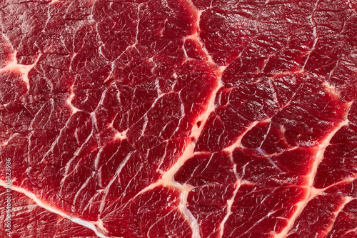 Deurstickers Vlees Beef steak texture
