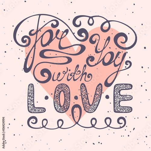 recznie-rysowany-napis-for-you-with-love