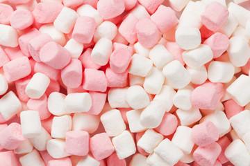 Panel Szklany Do cukierni Marshmallows
