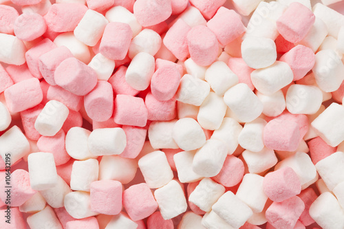 Poster Confiserie Marshmallows