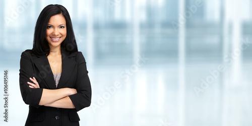 Fotografie, Obraz  Asian business woman.