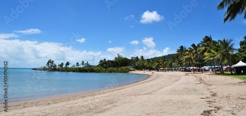 Airlie beach, Whitsunday Islands, Australia Wallpaper Mural