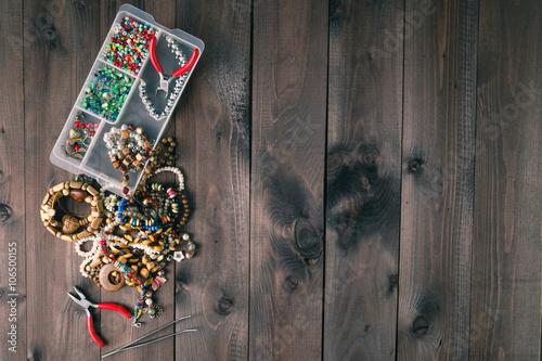 Bead making accessories © Andrey Cherkasov