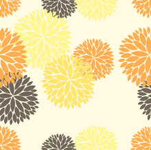 Floral Seamless Patterns,floral Background