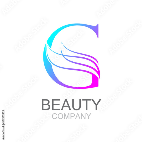 Abstract letter g logo design template with beauty industry and abstract letter g logo design template with beauty industry and fashion logosmetics business maxwellsz