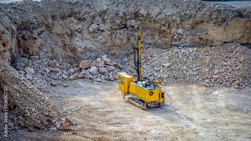 Fotografie, Obraz  Mining at Germany