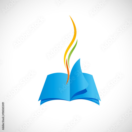 Livre Bleu Buy This Stock Vector And Explore Similar