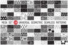 100 Universal Different Geomet...