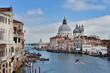 Canal Grande mit Santa Maria della Salute | Venedig