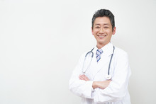 ミドルエイジの医者