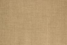 Texture Beige Sack Fabric.