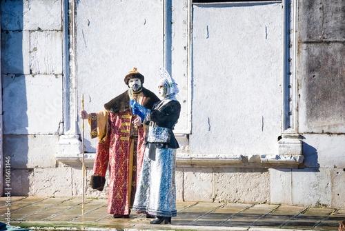 Fototapeta karnawal w Wenecji obraz
