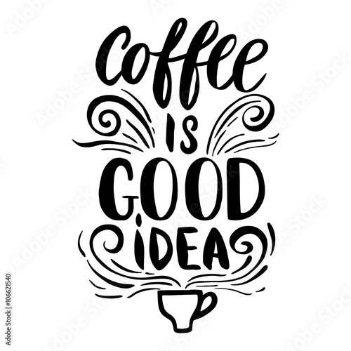 Платно  Coffe is good idea
