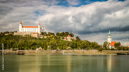 Photo  Bratislava castle