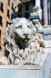 Genoa, Italy San Lorenzo cathedral's