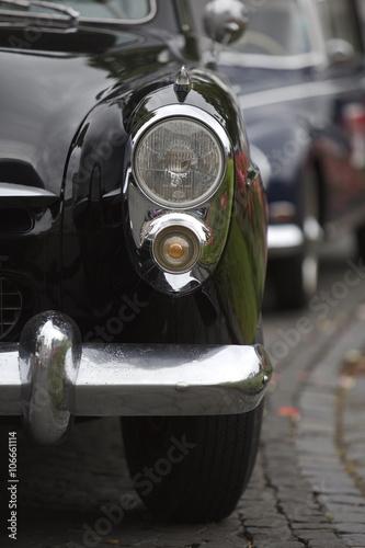Keuken foto achterwand Vintage cars Retro - Auto