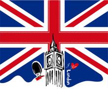 London Vector Illustration / E...