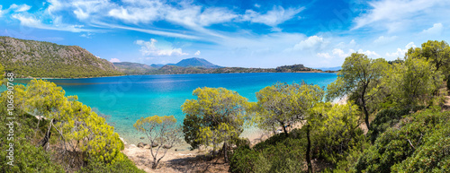 Photo Vouliagmeni lake, Greece