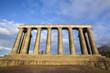 National Monument of Scotland in Edinburgh