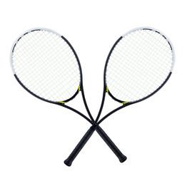 Obraz na Szkle Tennis rockets