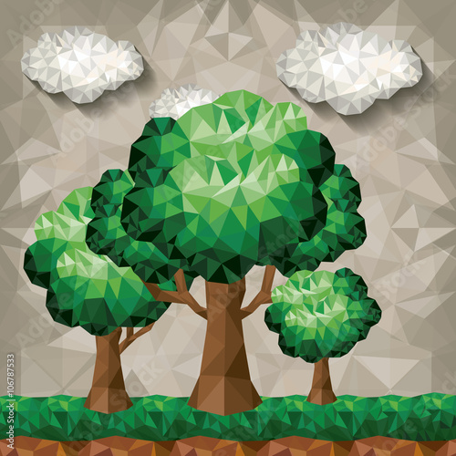 forest landscape design