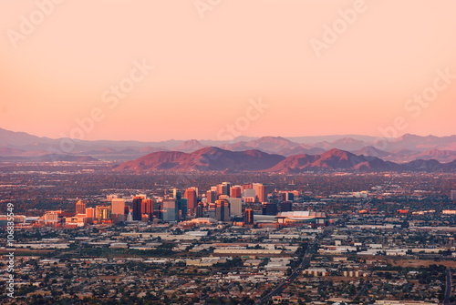 Photo sur Aluminium Arizona Phoenix Arizona