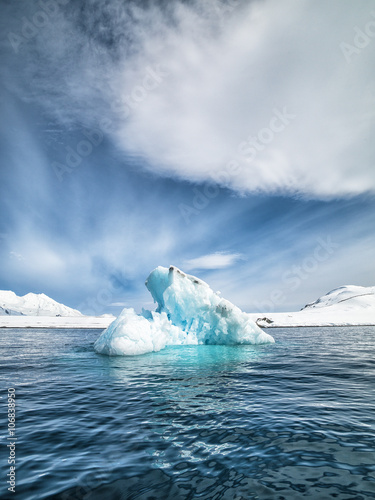 Foto op Plexiglas Arctica Antarctica Beautiful Landscape