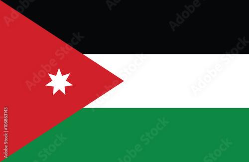 flaga-jordanii