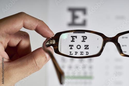 Fotografía  Eyeglasses