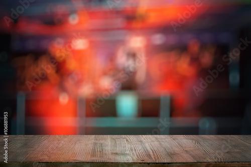 Fotografía  bar
