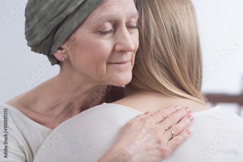 Fotografie, Obraz  Hug full of family's love
