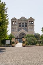 Basilica Of The Transfiguration Mount Tabor. Israel