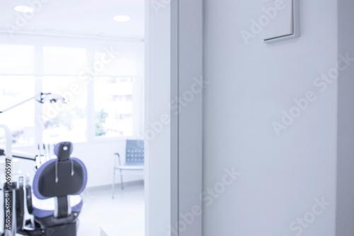 Staande foto Industrial geb. Dental clinic office interior view