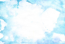 Watercolor Light Background Wi...