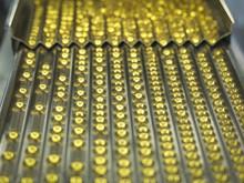 Rows Of Vitamin Capsules In Ph...