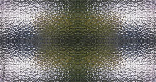 Fotografie, Obraz  Figured wired glass,HD seamless texture