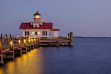 The Roanoke Marsh Lighthouse A...