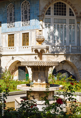 Baghdad Kiosk in the Topkapi palace
