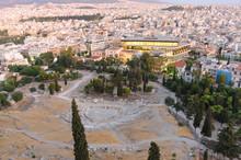 New Acropolis Museum Illuminated