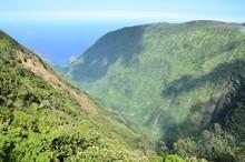 Waikolu Lookout - Molokai, Haw...
