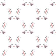 Cute Rabbit Face