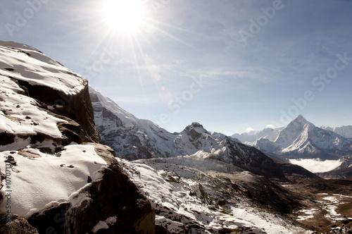 Wall mural - Himalayas - Nepal