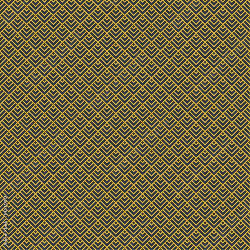 bezszwowy-zloty-art-deco-wzor