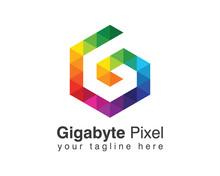 Letter G Logo Design Vector. C...