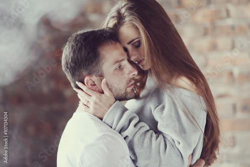 Fotografie, Obraz  Lovely couple