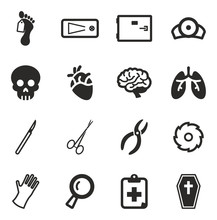 Morgue Icons