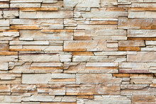 Wall Of The Sandstone - Decorative Pattern - Seamless Background