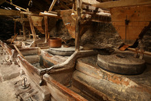 Old Mill Interior